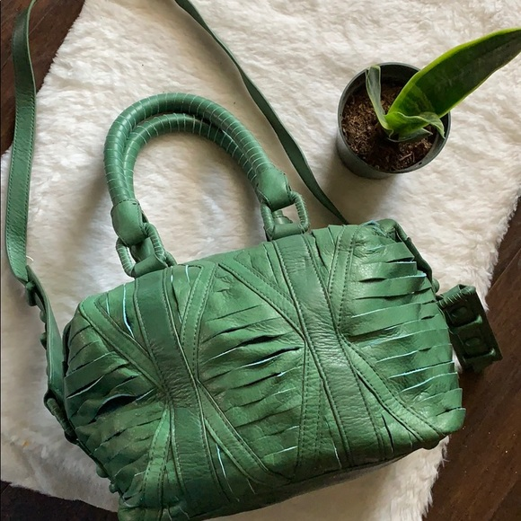 L.A.M.B. Leather Purse